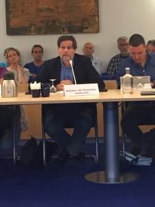 antoon van rosmalen augustus 2016 commissievergadering mo